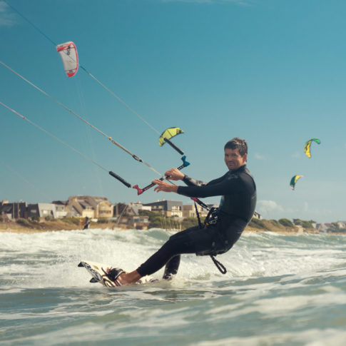 kite surf brice Saliou